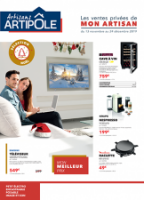 Catalogue promotionnel électroménager Noël